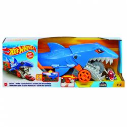 Obrázek Hot Wheels žralok náklaďák