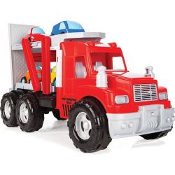 Obrázek MAK Truck transportní - 4 autíčka  56cm