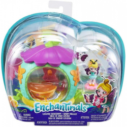 Obrázek Enchantimals Přátelé hrací sada koupelna