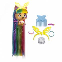 Obrázek VIP Pets pejsek s doplňky, extra dlouhé vlasy
