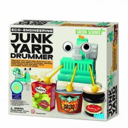 Obrázek Robotický bubeník