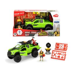 Obrázek Ford Raptor s horským kolem