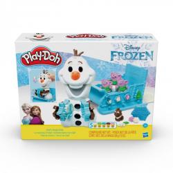 Obrázek Play-Doh Olaf a snehové kreácie