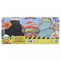Obrázek Play Doh Wheels Stavební modelína - E4525
