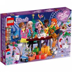 Obrázek LEGO<sup><small>®</small></sup> Friends 41382 -  Adventní kalendář