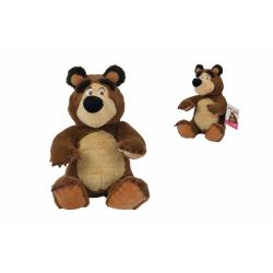 Obrázek Máša a medvěd Plyšový medvěd 20cm sedící