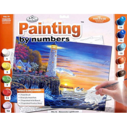 Obrázek Malování podle čísel- Maják