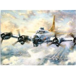 Obrázek Malování podle čísel- Letadlo