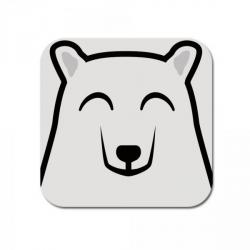 Obrázek Podtácek Tučňák a jeho kamarádi - #13 medvěd lední
