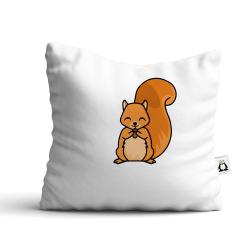 Obrázek Vankúš Tučniak a jeho kamaráti - # 23 veverica obyčajná