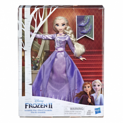 Obrázek Frozen 2 Panenka Elsa Deluxe