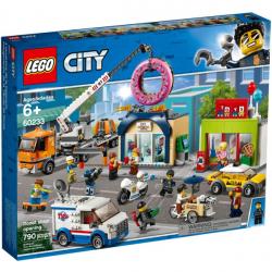 Obrázek LEGO<sup><small>®</small></sup> City 60233 -  Town Otevření obchodu s koblihami
