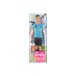 Obrázek Barbie Ken Povolání Fotbalista