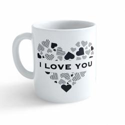 Obrázek Hrnek Valentýn - I Love You #2