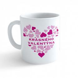 Obrázek Hrnek Valentýn - Krásného valentýna #3