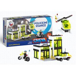 Obrázek Cheva 19 - Policejní stanice - krabice