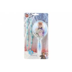 Obrázek Frozen II Hřeben s náhrdelníkem