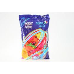 Obrázek Balonky fluorescenční 100ks