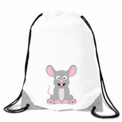 Obrázek Batoh na záda Veselá zvířátka - Myška