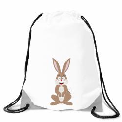 Obrázek Batoh na záda Veselá zvířátka - Zajíček