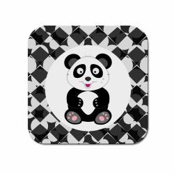 Obrázek Podtácek Veselá zvířátka - Panda