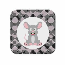 Obrázek Podtácek Veselá zvířátka - Myška