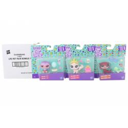 Obrázek Littlest Pet Shop Maminka s miminkem a doplňky - cena za 3 ks