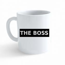 Obrázek Hrnek Funny - The Boss