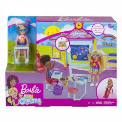Obrázek Barbie Chelsea školička herní set