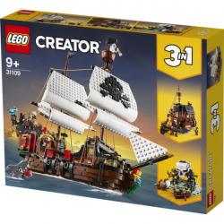 Obrázek LEGO<sup><small>®</small></sup> Creator 31109 - Pirátska loď