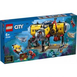 Obrázek LEGO<sup><small>®</small></sup> City 60265 - Oceánska prieskumná základňa