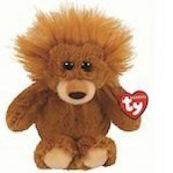 Obrázek Beanie Boos plyšový lev sedící 20 cm