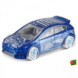 Obrázek Hot Wheels Angličák - Ford Focus RS