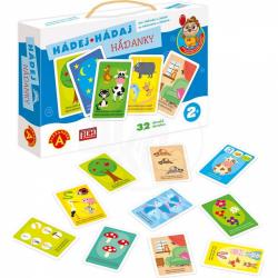 Obrázek Hádej hádanky-poznávání pro nejmenší