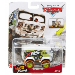 Obrázek Cars XRS odpružený velký závoďák - Arvy GBJ45