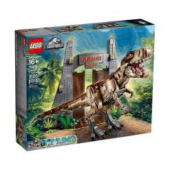Obrázek LEGO<sup><small>®</small></sup> Jurassic World 75936 - Jurský park: Řádění T. rexe
