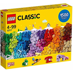 Obrázek LEGO<sup><small>®</small></sup> Classic 10717 - Bricks Bricks Bricks
