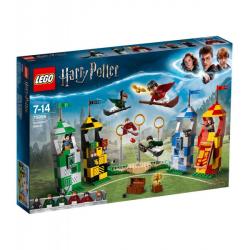 Obrázek LEGO<sup><small>®</small></sup> Harry Potter 75956 - Famfrpálový zápas