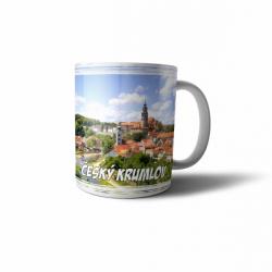Obrázek Hrnek Hrady a zámky - Český Krumlov #1