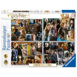 Obrázek Harry Potter set 4x100 dílků