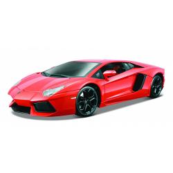 Obrázek Bburago 1:18 Plus Lamborghini Aventador LP700-4 Metallic Orange