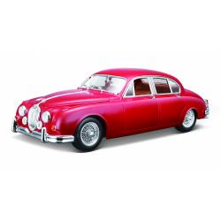 Obrázek Bburago 1:18 Jaguar Mark 1959 Red