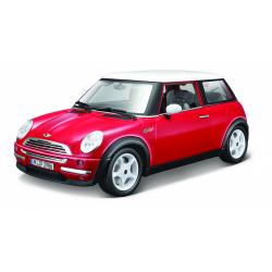Obrázek Bburago 1:18 Mini Cooper (2001) Red