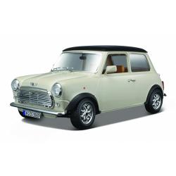 Obrázek Bburago 1:18 Mini Cooper (1969) Beige