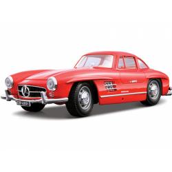 Obrázek Bburago 1:18 Mercedes-Benz 300 SL(1954) Red