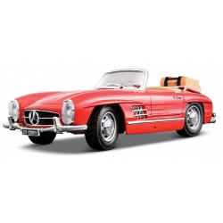 Obrázek Bburago 1:18 Mercedes Benz 300 SL Touring (1957) Red