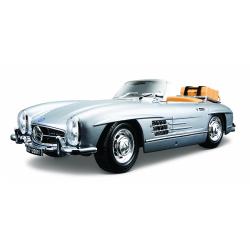 Obrázek Bburago 1:18 Mercedes Benz 300 SL Touring (1957) Silver
