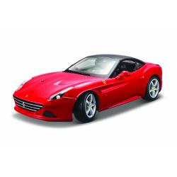 Obrázek Bburago 1:18 Ferrari California T closed top Red