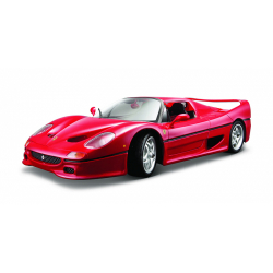 Obrázek Bburago 1:18 Ferrari F50 Red