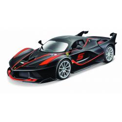 Obrázek Bburago 1:18 Ferrari TOP FXX K Black